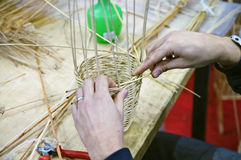 Basketry Stock Images