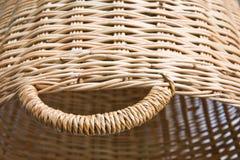 Basketry do Rattan foto de stock royalty free