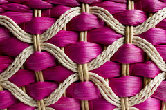 Basketry of rattan Stock Photography