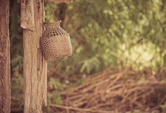 Basketry vintage Royalty Free Stock Photos