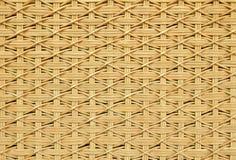 Basketry wicker texture. Stock Photo