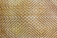 Basketry (Wickerwork) of rattan, made in Thailand. Stock Photos