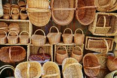 Free Baskets Royalty Free Stock Images - 100859659