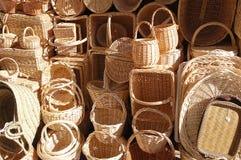 Baskets 2 Stock Photo