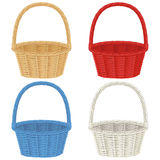 Baskets Stock Photo
