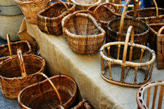 Baskets Stock Images