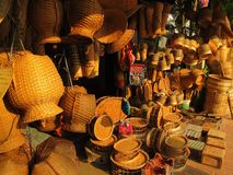 Baskets for Days Stock Photography