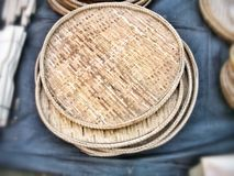 Baskets Royalty Free Stock Photo