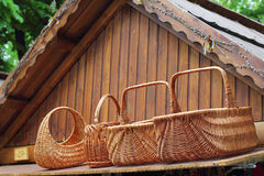 Baskets Royalty Free Stock Image