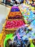 Shopping treats stock photo