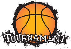 Basketturnering Royaltyfri Bild