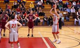 basketuniversitetar Arkivbilder