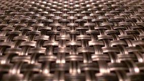 Basketweave сделало по образцу поверхность Стоковые Фото