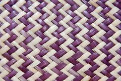Basketweave Pattern Royalty Free Stock Photography