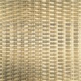 Basketweave wicker textured cane background Stock Photography