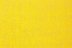 Basketweave yellow placemat texture Royalty Free Stock Photo