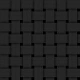 Basketwork - зеленая абстрактная предпосылка текстуры Стоковое Фото