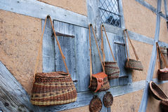Basketwork Stock Photography
