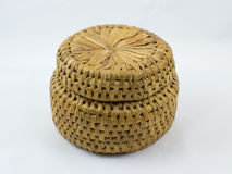 Basketwork Royalty Free Stock Image