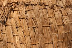 Basketwork texture background. Of dry grass basketwork Stock Photo