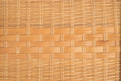 Basketwork. Texture of local basketwork in Thailand Royalty Free Stock Photo
