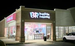 Baskin Robbins Ice Cream Store Royalty Free Stock Image