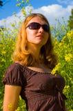 basking солнце Стоковые Фото