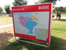 Baskisch Gebied van Spanje Stock Foto's