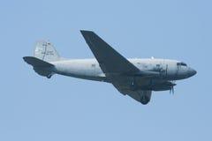46158 Basler BT-67 (DC-3) de l'Armée de l'Air thaïlandaise royale Images stock
