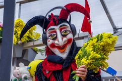 Basler Fasnacht, Carnival of Basel, Basel, Switzerland. Europe royalty free stock images