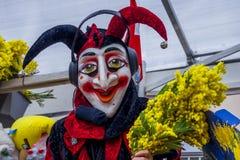 Basler Fasnacht, Carnival of Basel, Basel, Switzerland. Europe royalty free stock photos