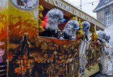 Basler Fasnacht, Carnival of Basel, Basel, Switzerland. Europe stock images