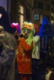 Basel carnival 2016 Stock Photos