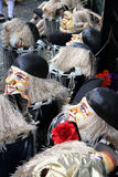 Basel carnival 2011 mask Stock Photo