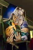 Basel carnival 2016 lantern Stock Photo
