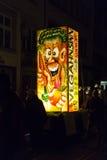 Basel carnival 2016 lantern Royalty Free Stock Images