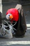 Basel carnival 2011 mask Stock Photos