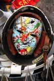 Basel carnival 2011 mask Royalty Free Stock Photography