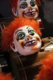 Basel carnival 2011 mask Stock Photo