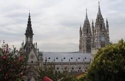 Basílica del Voto Nacional Royalty Free Stock Images