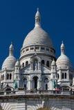 Basílica do coração sagrado, Paris, França Fotografia de Stock Royalty Free