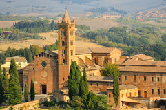 Basílica do dei Servi de Santa Maria Fotografia de Stock