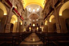 Basílica of santa maria Stock Images
