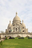 Basllique du Sacre Coeur Stock Photos