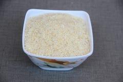 Basmati ρύζι Στοκ Εικόνες