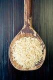 basmati ρύζι Στοκ εικόνες με δικαίωμα ελεύθερης χρήσης