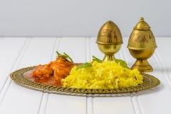 Basmati ρύζι Στοκ Φωτογραφίες