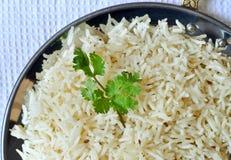 basmati индийский рис Стоковое фото RF