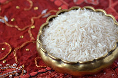 Basmati рис Стоковые Фото
