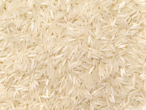 Basmati. Indian Basmati rice food background Stock Photo